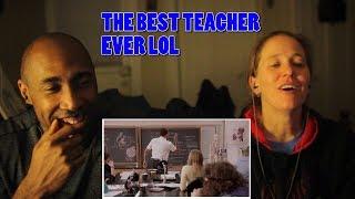 HE IS THE BEST S.T EVER LOL | Substitute Teacher Key & Peele 1 & 2 | REACTION!!