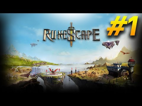 THIS GAME IS JUST… – Runescape Gameplay #1