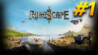 THIS GAME IS JUST... - Runescape Gameplay #1