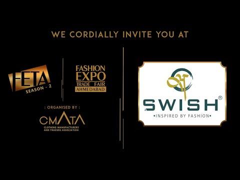 FETA - Fashion Expo Trade Fair - Season 2 -  SWISH Invitation