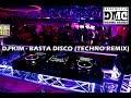 BASTA DISCO TEKNO REMIX Budots Dance Dj KIM Davao Mix Club HQSound mp3
