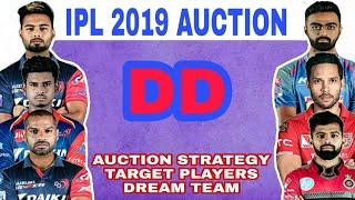 delhi capitals squad 2019