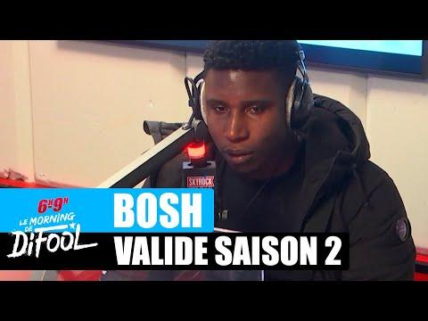 Youtube: Bosh & Rohff dans la saison 2 de validé! #MorningDeDifool