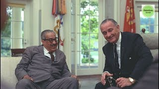 American News - Film Marks 50th Anniversary of Thurgood Marshall's Supreme Court Arrival