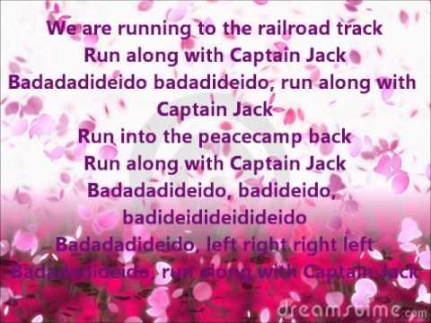 Captain Jack - Captain Jack (Lyrics)