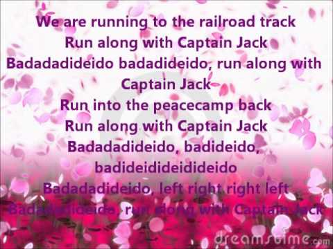 Captain Jack - Captain Jack (Lyrics)