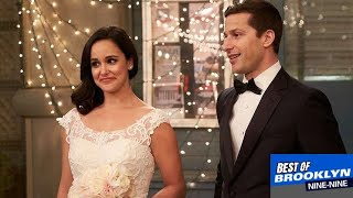 Jake and Amy Wedding- Brooklyn Nine Nine Finale
