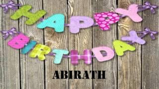 Abirath   wishes Mensajes