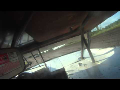 Fiesta City Speedway Pure Stock Heat 7-11-14