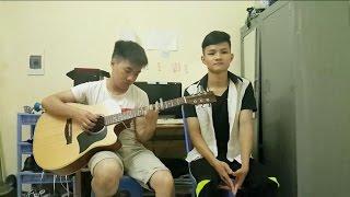 Không Yêu Cũng Đừng Làm Bạn (Khắc Việt) - Guitar cover by MK ( HAUI )