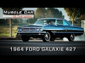 Muscle Car Of The Week Video Episode #190: 1964 Ford Galaxie 500 427 4-Speed R-Code V8TV
