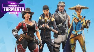 Fighting the Storm / Event: Mutant Storms Fortnite: Saving the World #03