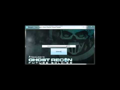 Tom clancy 27s ghost recon future soldier serial key codes