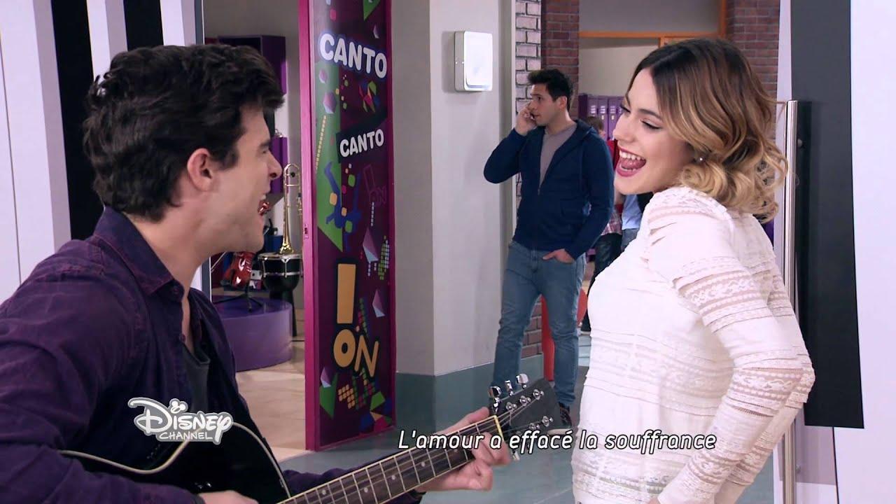 Violetta saison 3 ser quien soy pisode 44 - Violetta saison 3 musique ...