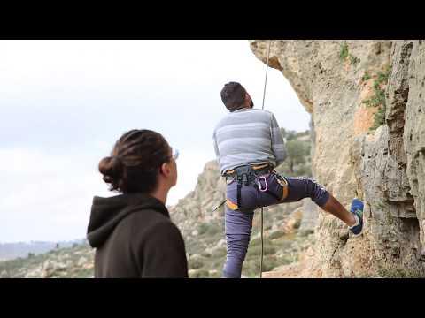 Laylac - West Climbing Bank Climbing project