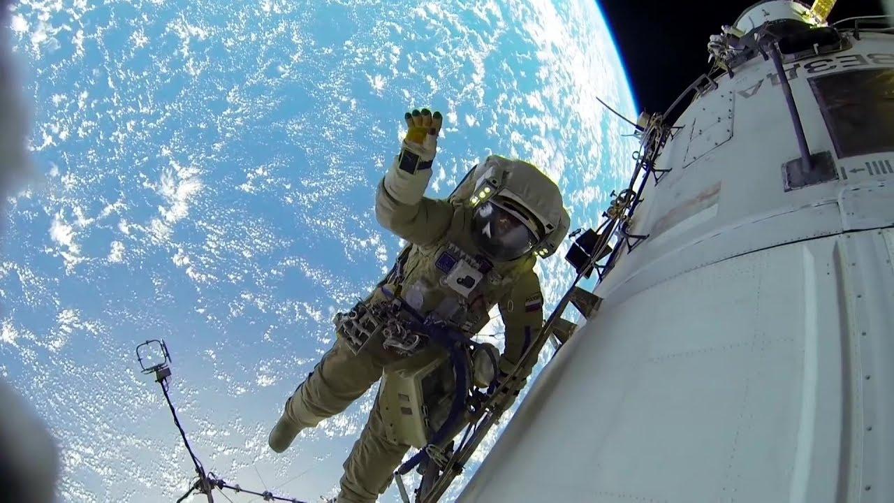 Мы - российский космос
