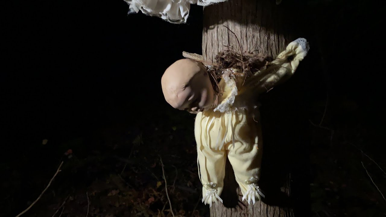 Haunted Doll Forest Live!