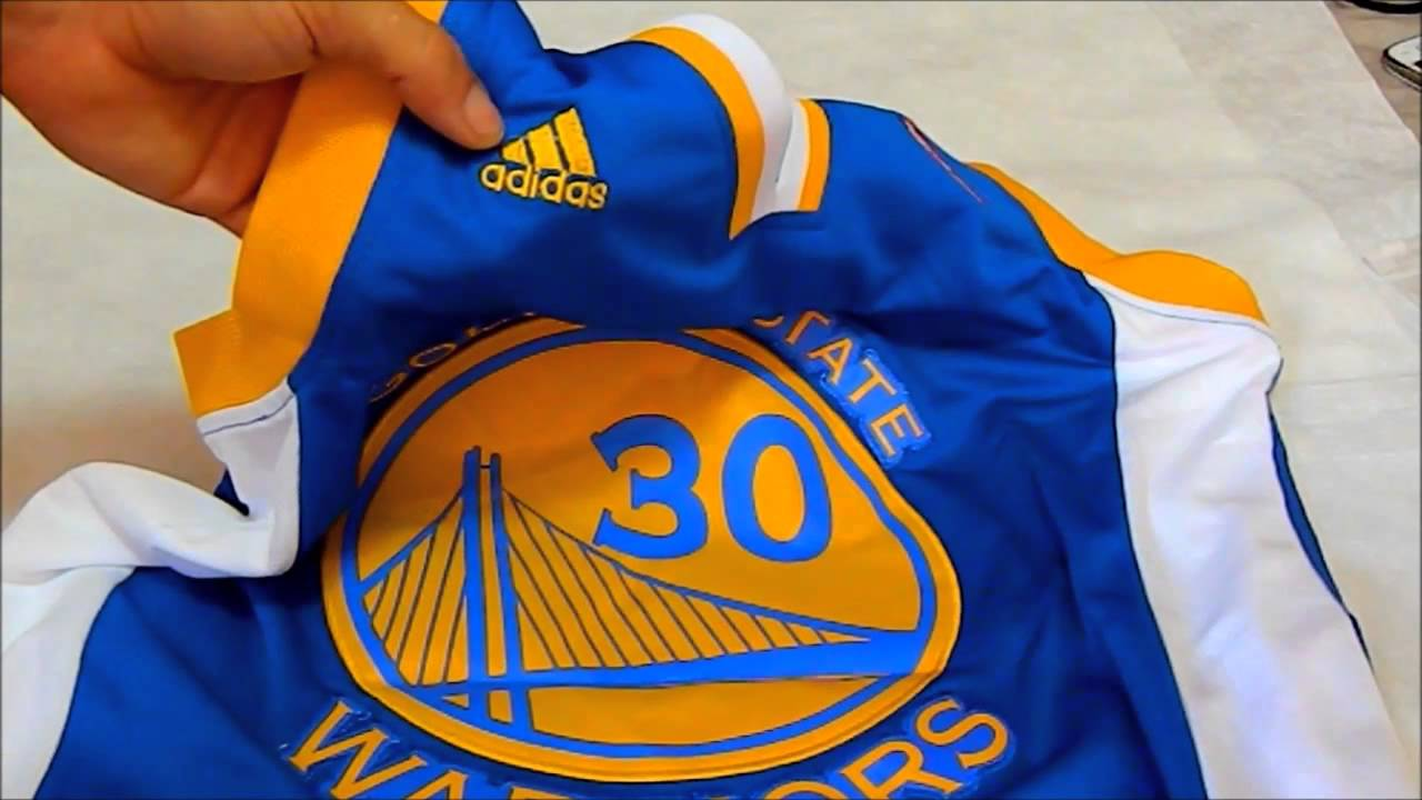deadeb27ab622 UNBOXING - GOLDEN STATE WARRIORS ( CURRY ) ! - YouTube