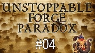 Unstoppable Force Paradox - Part 4 - Raiding the Mythical Realm