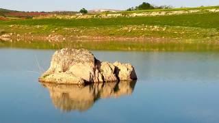 Burç Göleti Gaziantep / Burç Köyü Balık Tutma