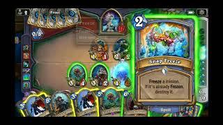 Wild: Thief Rogue vs Freeze Mage