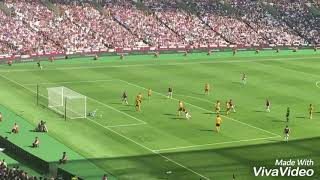 West Ham v Wolverhampton wanderers 1st September 2018