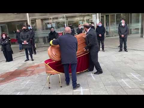 Funeral por la hostelería soriana