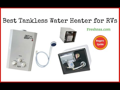 Best Water Heater 2020.Best Tankless Water Heater For Rv Reviews 2020 Buyers Guide