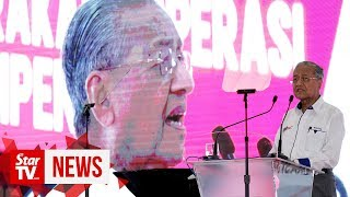 Tun M: Cooperative movements need to be more aggressive in facing the Industrial Revolution 4.0