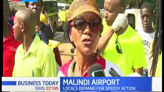 Malindi Airport expansion programme drags