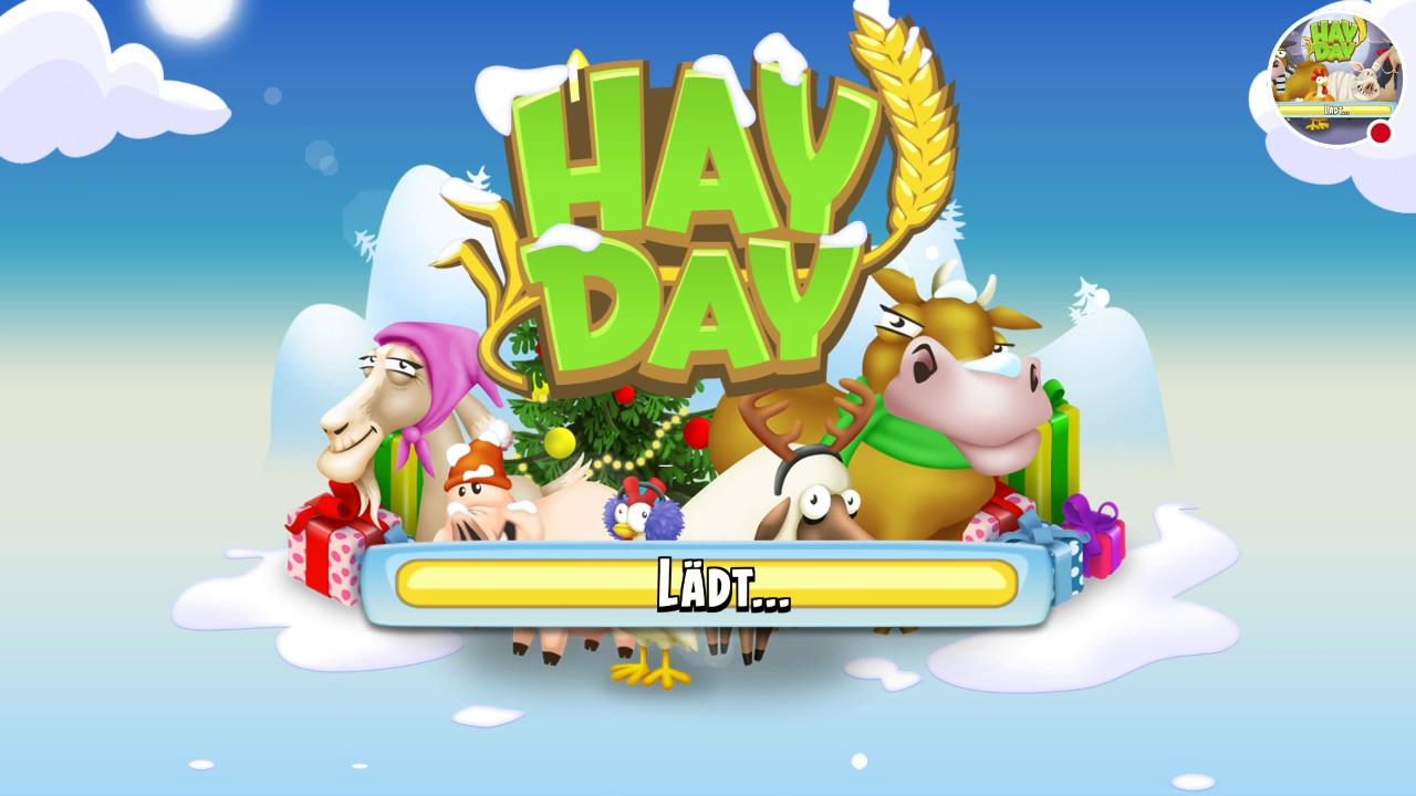 Hay Deutsch Lvl 89 An Halb ;) Hay Day Deutsch +scheune 3450