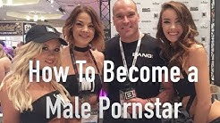 """How To Become a Male Pornstar """"Sean Lawless (Going in. EP27)"""""""