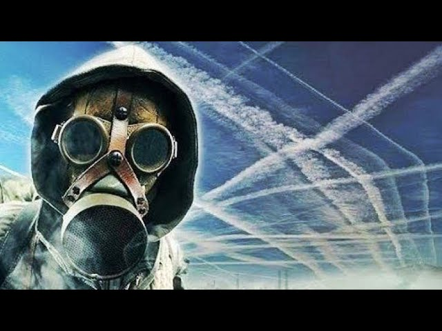 CHEMTRAILS - Masovno Truenje So Hemikalii Od Neboto (Mass Poisoning with Chemicals From The Sky)