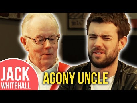 Jack Whitehall & His Dad Michael Answer YOUR Tweets!!  Agony Uncle