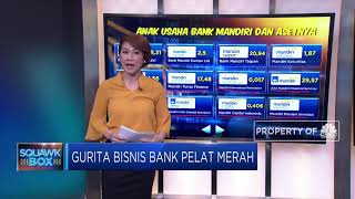 Gambar cover Gurita Bisnis Bank Pelat Merah