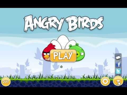 Angry Birds on Linux (via Crossover Games)