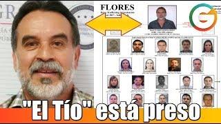 Raúl Flores Hernández fue detenido en julio y está preso en el Reclusorio Sur: PGR