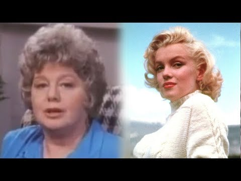SHELLEY WINTERS on MARILYN MONROE — Diva on Diva