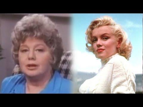 SHELLEY WINTERS On MARILYN MONROE — Diva On Diva