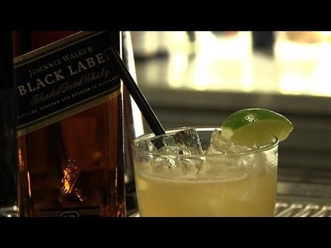 How to Make a Johnnie Walker Cocktail for Father's Day - WSJ After Hours