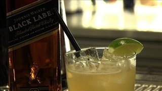 How to Make a Johnnie Walker Cocktail for Father