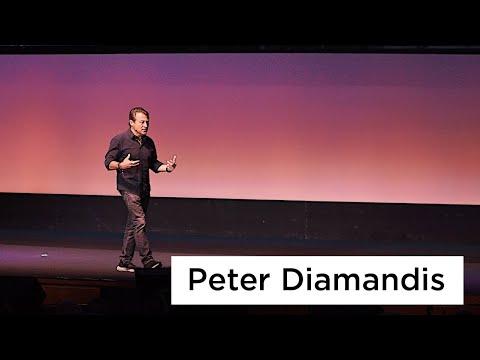 CRISPR, AI & Brain-Machine Interface: The Future Is Faster Than You Think, Peter Diamandis