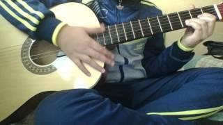 Video Humood AlKhudher -كن انت - حمود الخضر | Kun anta ( Guitar lesson débutant ) download MP3, 3GP, MP4, WEBM, AVI, FLV Agustus 2018