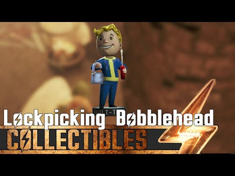 Fallout 4 - Lock Picking Bobblehead Location GUide