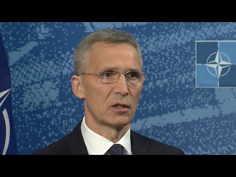 Thumbnail: NATO Secretary General weighs in on Trump's commitment to NATO