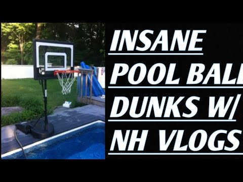 INSANE DUNKS W/NH VLOGS
