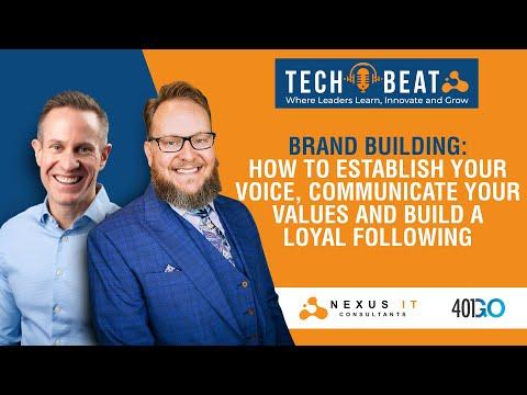 Daniel Beck 401Go: Leveraging The Entrepreneurs Journey - Building A Solid Brand
