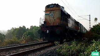 Antyodaya Express -16355 2nd class journey |kerala |Yathra Travel |Malayalam