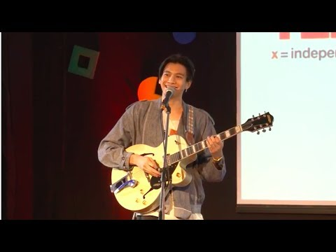 Song of passion ft. Unknown future | Viphurit Siritip | TEDxMahidolU
