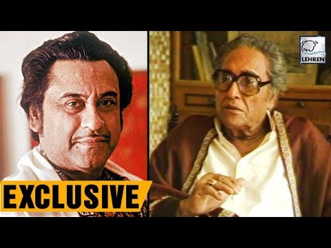 Ashok Kumar's RARE And EXCLUSIVE Interview On Kishore Kumar